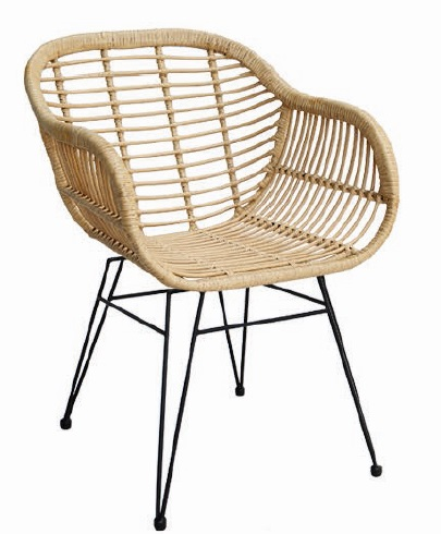 Sillon Wicker 74€+iva